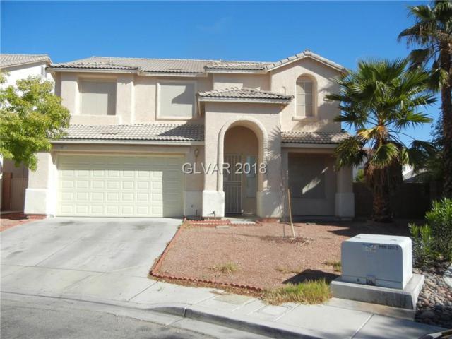 2702 Water Sport, North Las Vegas, NV 89031 (MLS #2046765) :: Vestuto Realty Group