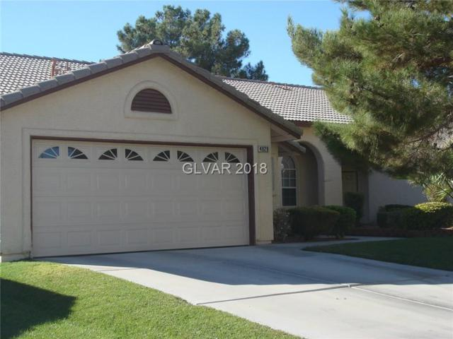 4829 Winterset, Las Vegas, NV 89131 (MLS #2046898) :: The Snyder Group at Keller Williams Marketplace One
