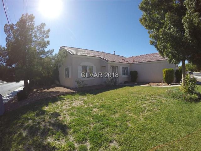 2019 El Campo Grande, North Las Vegas, NV 89031 (MLS #2047141) :: The Snyder Group at Keller Williams Marketplace One