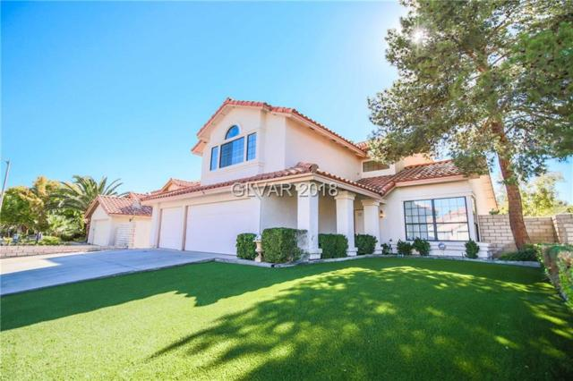 2447 Millcroft, Henderson, NV 89074 (MLS #2047199) :: Signature Real Estate Group
