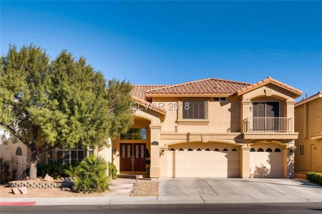 3812 Beacon Point, Las Vegas, NV 89129 (MLS #2047344) :: The Snyder Group at Keller Williams Marketplace One
