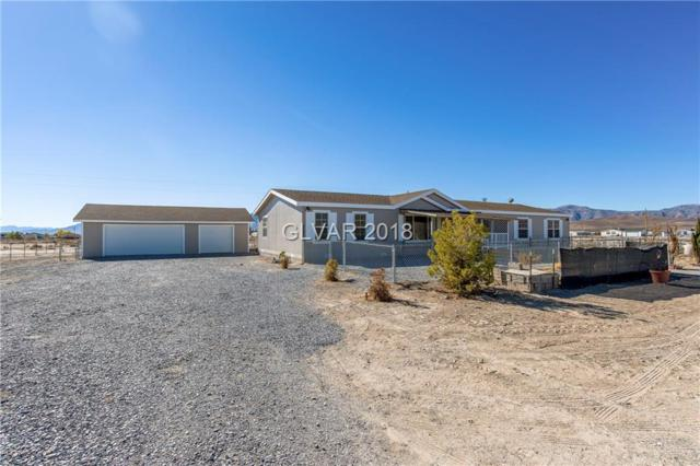 4701 W Horn, Pahrump, NV 89048 (MLS #2047345) :: Trish Nash Team