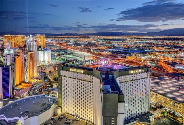 3750 S Las Vegas #3710, Las Vegas, NV 89158 (MLS #2047357) :: Sennes Squier Realty Group