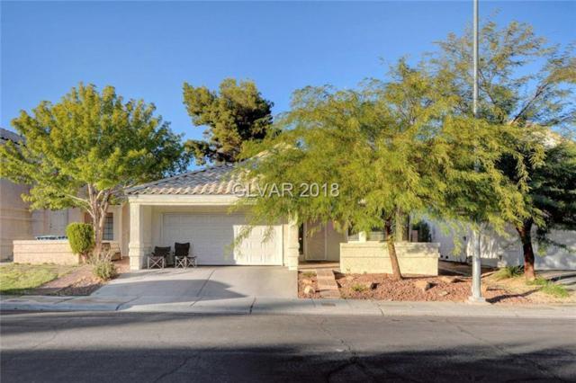 6608 Colony Grant, Las Vegas, NV 89108 (MLS #2047373) :: Vestuto Realty Group