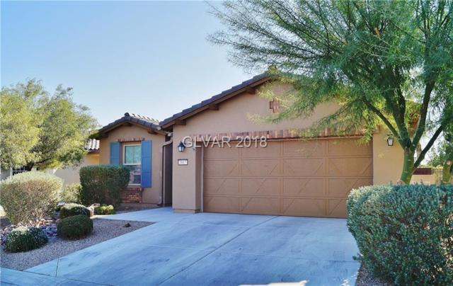 3817 Melador Falls, North Las Vegas, NV 89081 (MLS #2047396) :: The Machat Group | Five Doors Real Estate