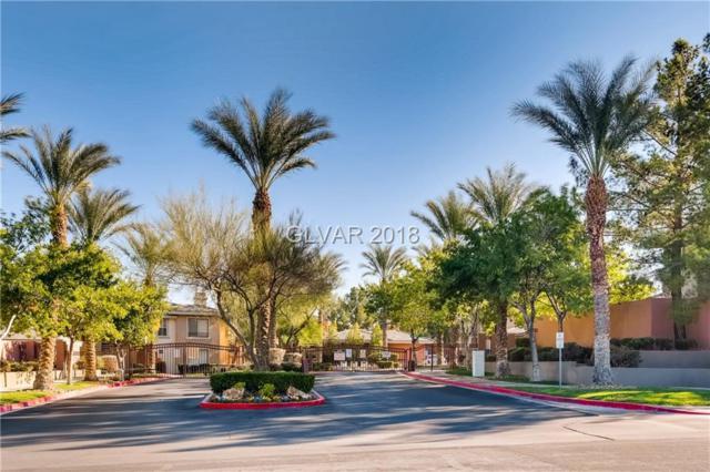 908 Duckhorn #105, Las Vegas, NV 89144 (MLS #2047400) :: Sennes Squier Realty Group