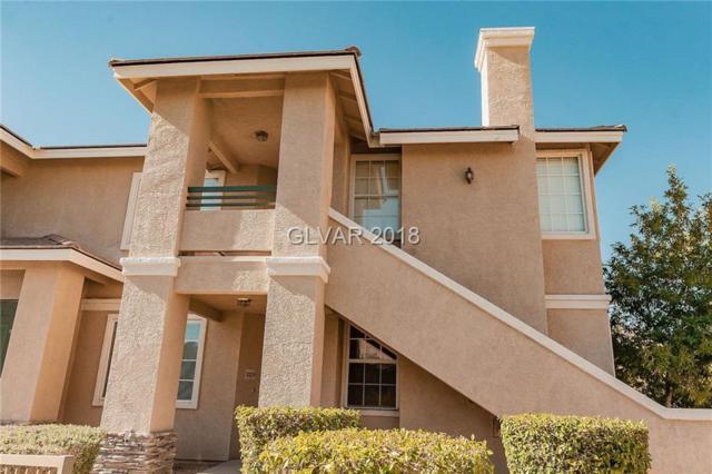 9901 Trailwood #2119, Las Vegas, NV 89134 (MLS #2047478) :: Sennes Squier Realty Group