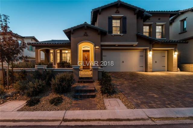 367 Calabria Ridge, Las Vegas, NV 89138 (MLS #2047482) :: Vestuto Realty Group