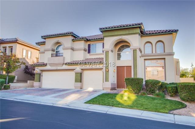 1441 Via Savona, Henderson, NV 89052 (MLS #2047532) :: Signature Real Estate Group