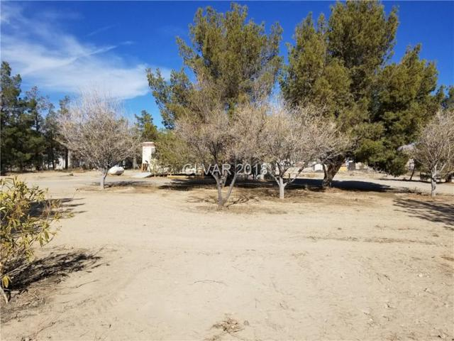 4330 E Savoy, Pahrump, NV 89048 (MLS #2047601) :: The Machat Group | Five Doors Real Estate