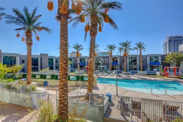 353 Bonneville #704, Las Vegas, NV 89101 (MLS #2047666) :: The Snyder Group at Keller Williams Marketplace One