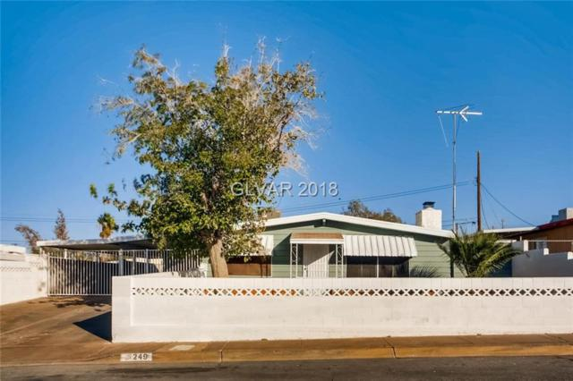 249 Carson, Henderson, NV 89015 (MLS #2047691) :: The Machat Group | Five Doors Real Estate