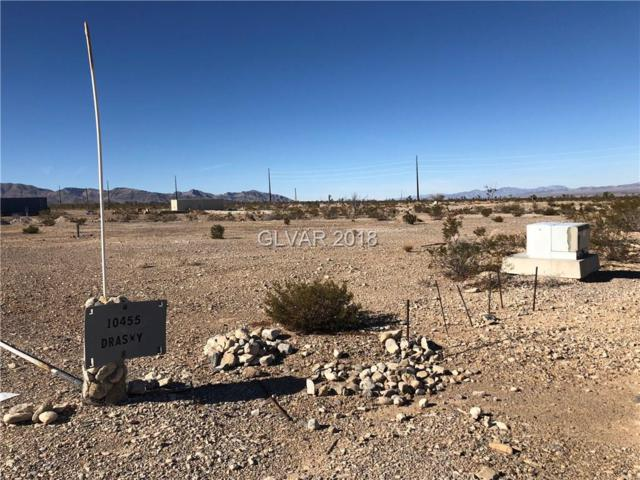 10455 Drasky Pm, Las Vegas, NV 89166 (MLS #2047813) :: The Snyder Group at Keller Williams Marketplace One