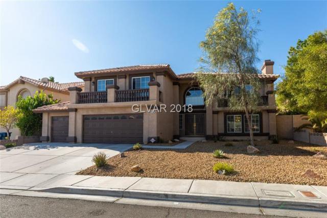 3745 Emerald Bay, Las Vegas, NV 89147 (MLS #2047916) :: The Machat Group | Five Doors Real Estate