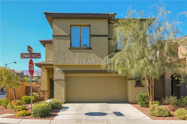 7611 Phoenix Peak, Las Vegas, NV 89166 (MLS #2047922) :: Vestuto Realty Group