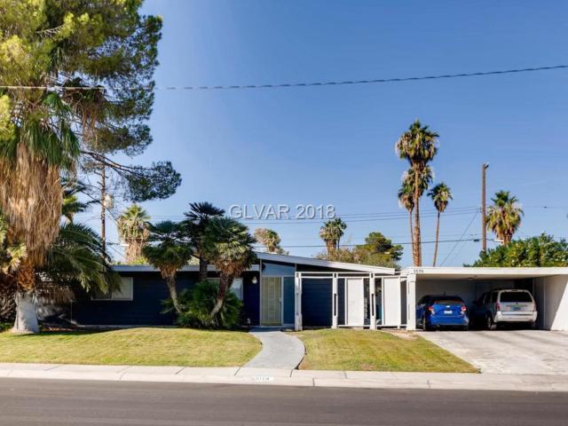 1574 Aztec, Las Vegas, NV 89169 (MLS #2047997) :: Vestuto Realty Group