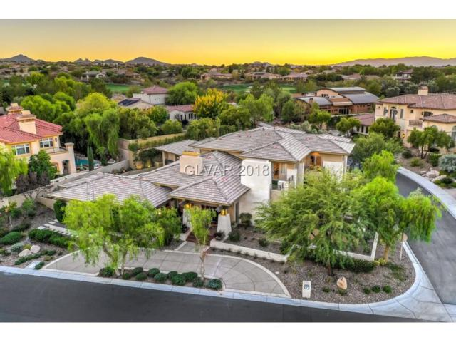 9 Greely Club, Henderson, NV 89052 (MLS #2048051) :: The Snyder Group at Keller Williams Marketplace One