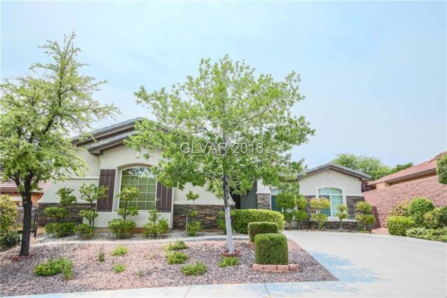 11717 Feinberg, Las Vegas, NV 89138 (MLS #2048111) :: Nancy Li Realty Team - Chinatown Office