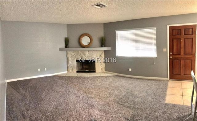 7908 Esterbrook #101, Las Vegas, NV 89128 (MLS #2048186) :: Sennes Squier Realty Group