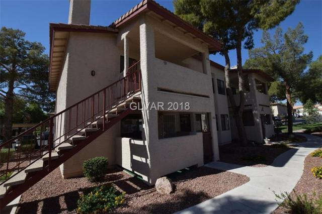 825 Rock Springs #102, Las Vegas, NV 89128 (MLS #2048276) :: Sennes Squier Realty Group