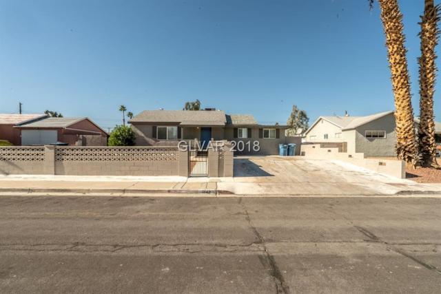 1342 Barnard, Las Vegas, NV 89102 (MLS #2048328) :: The Machat Group | Five Doors Real Estate