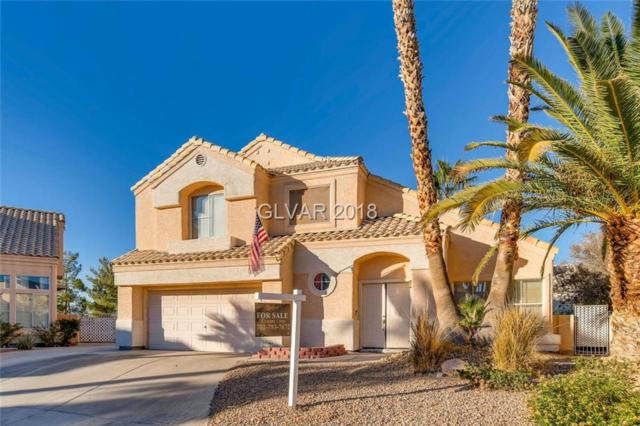 2542 Triana, Henderson, NV 89074 (MLS #2048472) :: Signature Real Estate Group