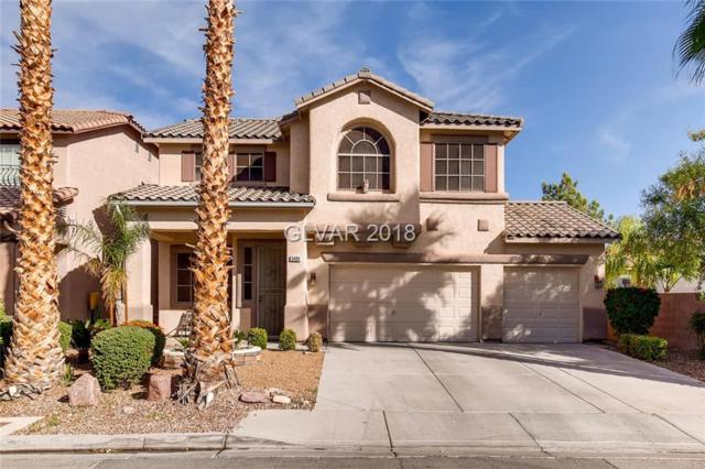 5484 Avent Ferry, Las Vegas, NV 89148 (MLS #2048522) :: The Machat Group | Five Doors Real Estate