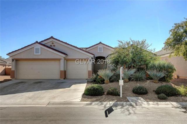 6421 White Tiger, Las Vegas, NV 89130 (MLS #2048566) :: The Snyder Group at Keller Williams Marketplace One