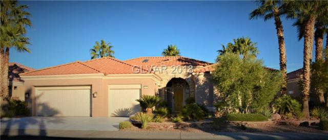 2236 Hot Oak Ridge, Las Vegas, NV 89134 (MLS #2048607) :: Vestuto Realty Group