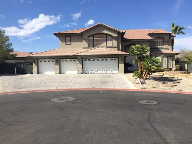 7150 Sudley Court, Las Vegas, NV 89131 (MLS #2048673) :: Jeffrey Sabel