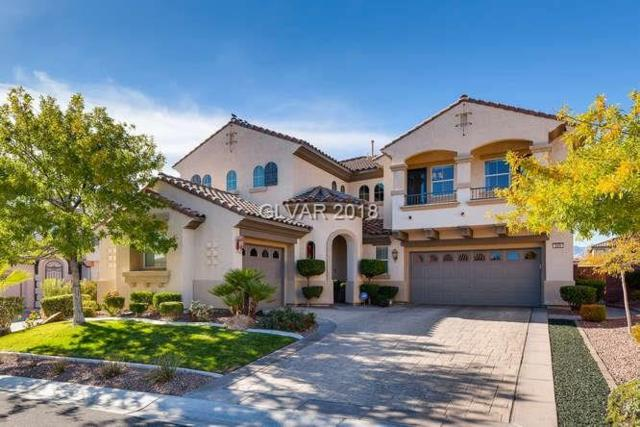 929 Roseberry, Las Vegas, NV 89138 (MLS #2048706) :: Signature Real Estate Group