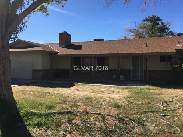 5945 N Durango, Las Vegas, NV 89149 (MLS #2048712) :: Vestuto Realty Group