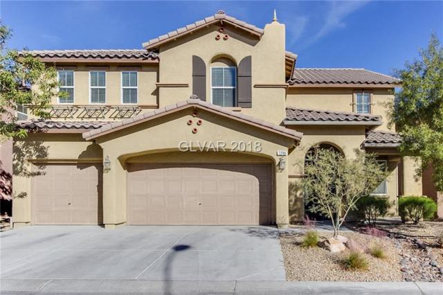 7298 Commanche Creek, Las Vegas, NV 89179 (MLS #2048729) :: Vestuto Realty Group