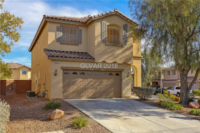 6916 Water Pipit, North Las Vegas, NV 89084 (MLS #2048798) :: Signature Real Estate Group