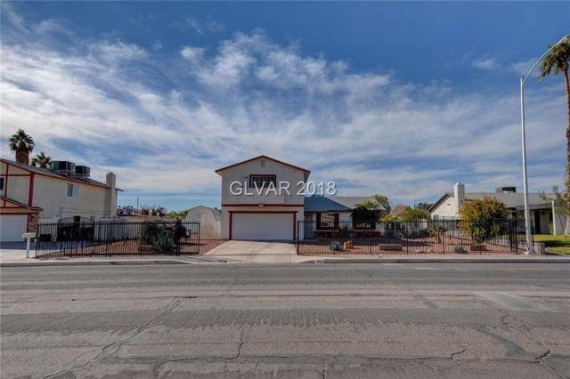1653 Shatz, Las Vegas, NV 89156 (MLS #2048829) :: The Snyder Group at Keller Williams Marketplace One