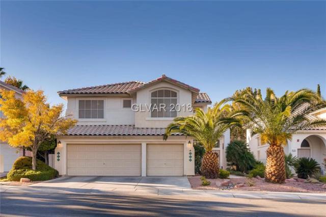 2049 Glorieta, Las Vegas, NV 89134 (MLS #2048879) :: Vestuto Realty Group