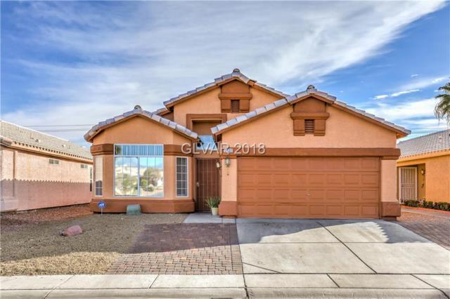 3432 Beca Faith, North Las Vegas, NV 89032 (MLS #2048896) :: Vestuto Realty Group