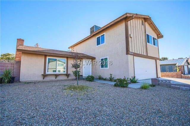 3915 Comb, Las Vegas, NV 89104 (MLS #2048926) :: Signature Real Estate Group