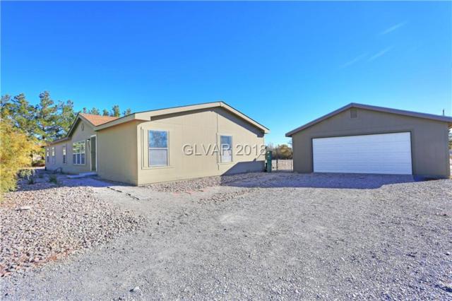 2651 E Deerskin, Pahrump, NV 89048 (MLS #2048943) :: The Machat Group | Five Doors Real Estate