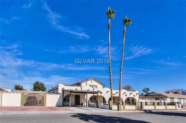4462 Cleveland, Las Vegas, NV 89104 (MLS #2049080) :: The Machat Group | Five Doors Real Estate