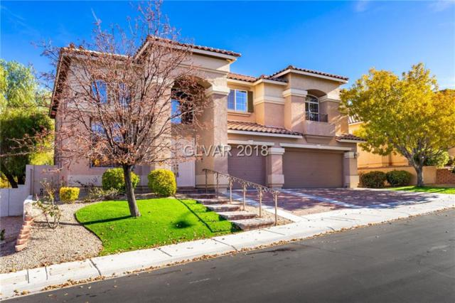 1464 European, Henderson, NV 89052 (MLS #2049124) :: The Snyder Group at Keller Williams Marketplace One