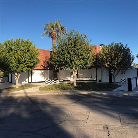 3068 Capistrano, Las Vegas, NV 89121 (MLS #2049125) :: Trish Nash Team
