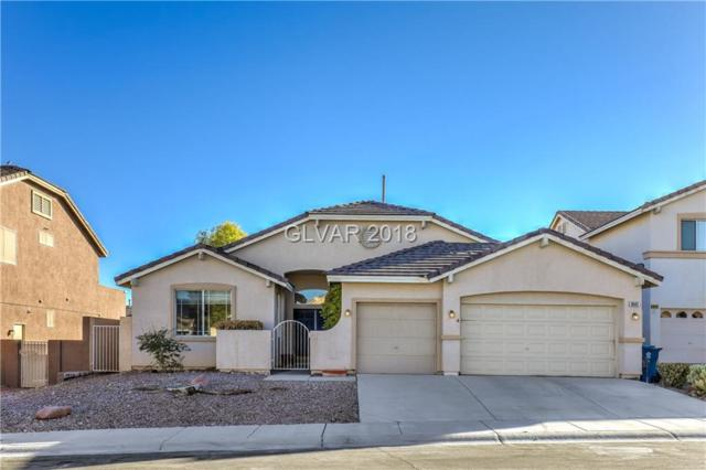 9645 Cherry Canyon, Las Vegas, NV 89129 (MLS #2049208) :: The Snyder Group at Keller Williams Marketplace One