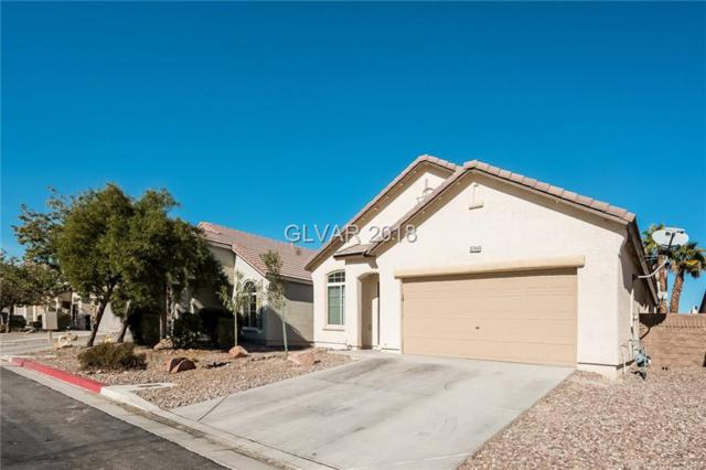 3744 Candytuft Ridge, North Las Vegas, NV 89081 (MLS #2049249) :: Nancy Li Realty Team - Chinatown Office