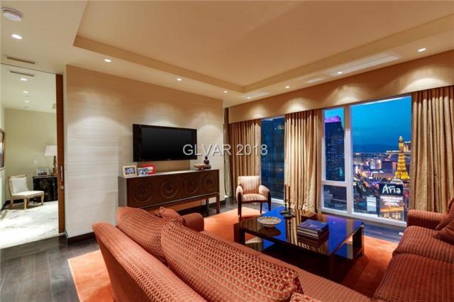3750 Las Vegas #3305, Las Vegas, NV 89103 (MLS #2049382) :: Sennes Squier Realty Group