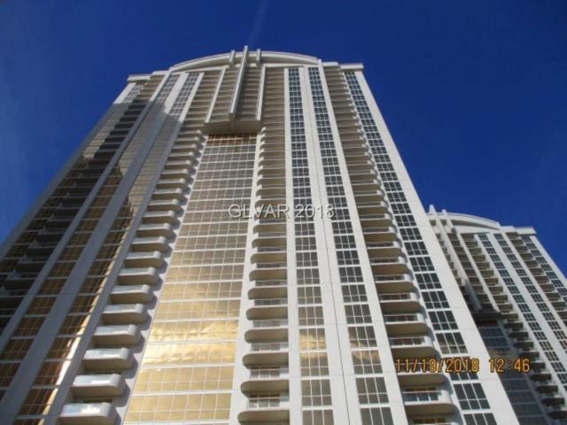 135 Harmon #2615, Las Vegas, NV 89109 (MLS #2049392) :: Sennes Squier Realty Group