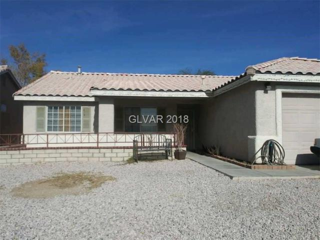 12 Sunny Day, North Las Vegas, NV 89031 (MLS #2049660) :: Vestuto Realty Group