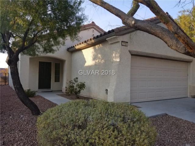2163 Oliver Springs, Henderson, NV 89052 (MLS #2049711) :: Signature Real Estate Group