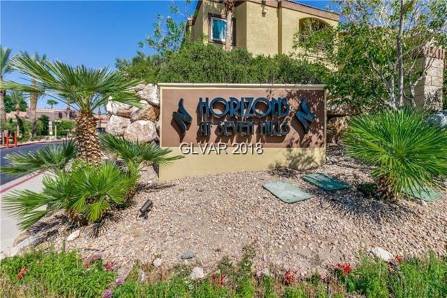 950 Seven Hills #2024, Henderson, NV 89052 (MLS #2049744) :: Signature Real Estate Group