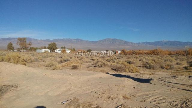 1970 W Leffner, Pahrump, NV 89060 (MLS #2049756) :: Kypreos Team